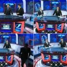 """During a Nov. 9, 2011 broadcast, Milbury stalks off the set after taking great exception to the Lightning's smothering 1-3-1 trap defense and the Flyers' attempts to draw them out of it by refusing to move the puck, which caused referee Chris Rooney to repeatedly blow his whistle and order face-offs. """"I'm sick and I'm leaving in protest! This was ugly!"""" Milbury blusters. Indeed.    Click here to watch the incident."""