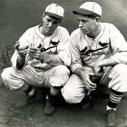 In 1934, Dizzy and Daffy became the only brothers in history to combine for 40 wins as teammates in a single season. They'd end up leading the Cardinals to a World Series triumph, combining for each of the team's four fall classic wins with 28 strikeouts and a 1.43 ERA.