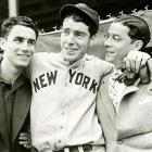 The Yankee Clipper won MVP awards in 1939, '41 and '47, helping the Bronx Bombers to a mind-boggling nine World Series titles. Dom was a seven-time All-Star and a lifetime .298 hitter, while Vince made a pair of All-Star teams as a journeyman center fielder during a seven-year career.