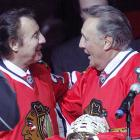 Older brother Phil played 18 seasons as a forward for the Blackhawks, Bruins and Rangers, winning Stanley Cups with Boston in '70 and '72. Younger brother Tony is best known for his long tenure with the Blackhawks, helping popularize the butterfly style prevalent among goaltenders today.