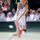 Evert had already collected 13 major singles titles by the time she completed her Career Slam with a 6-3, 2-6, 6-3 victory over Martina Navratilova in the 1982 Australian Open final.
