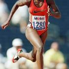 One of the greatest female sprinters in U.S. track and field history, Torrence was a four-time NCAA champion and 12-time All-America at Georgia. In 1992, the Decatur, Ga. native won two gold medals at the Barcelona Olympics in the 200 meters and 400-meter relay. In 1996, when the Summer Olympics were held in her home state, Torrence won gold again the 400-meter relay.