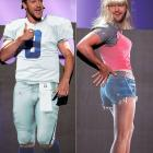 He even played Tony Romo and Jessica Simpson.