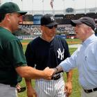 Yankees manager Joe Girardi looks like an Obama guy.