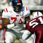 Universally regarded as a high first-round NFL draft pick next spring, the 6-foot-6, 325-pounder has started 34-consecutive games and was the subject of Michael Lewis' book, 'The Blind Side.'