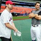 American Idol winner David Cook must have given Mets third baseman David Wright some good tips before Thursday's game. Wright later hit a walk-off home run.