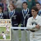 Nadal's 6-4, 6-4, 6-7 (5), 6-7 (8), 9-7 victory over Federer -- dubbed <i>The Greatest Match Ever</i> by many observers -- snapped Federer's Wimbledon winning streak at 40 matches and overall grass-court run at 65. At four hours and 48 minutes, it was the longest Wimbledon final in the tournament's 132-year history.