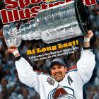One of the few truly happy endings. The Bruins icon requested a trade from mediocre Boston so he would have a chance to win the Stanley Cup that had eluded him during his 21-year NHL career. Bruins GM Harry Sinden obliged, sending the perennial All-Star to Colorado on March 6, 2000 with Dave Andreychuk for Brian Rolston, Martin Grenier, Sami Pahlsson and a first-round pick. Bourque sparkled, leading Colorado defensemen in scoring as an alternate captain and earning First All-Star status. On June 9, 2001, the Avs won the Cup, ending the longest wait by a player in NHL history. Bourque was given the rare honor of carrying the chalice in the victory lap before the team captain.