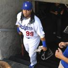 The Dodgers' weak lineup will glady take on Manny Ramirez's .312 lifetime average and 500-plus homers.