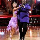 """Warren Sapp was all business on """"Dancing with the Stars."""""""