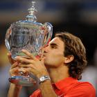 """""""Cab drivers here scream out that I'm still the guy,"""" Federer said of playing in New York. """"There's a warmth here."""""""