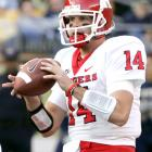 What was the greatest singular suprise: The fact that Rutgers, 2-5 entering Saturday's clash, would pound Pitt by 20 in the Steel City? ... that the usually anemic Scarlet Knights would amass 54 points in one game? ... or that QB Mike Teel would throw for six touchdowns in victory? Nevertheless, things are suddenly looking up for Rutgers in the Big East.