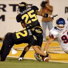 Southern Miss (2-4) came in as the nation's No. 17 offense, averaging 457 yards a game, but Boise State (5-0) stymied the Golden Eagles, holding them to 278 total yards and coming up with a handful of stops that helped an offense that only scored in a furious second quarter.