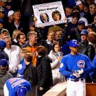Who says Cubs fans are just interested in drinking beer and soaking up the Wrigley atmosphere? They care about politics, too.