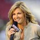 Look who worked the sidelines for Pitt's upset at South Florida Thursday night.