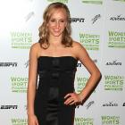 Gold medal gymnast Nastia Liukin attended the 29th annual Salute to Women in Sports Awards in New York this past Tuesday, where she was named Sportswoman of the Year.