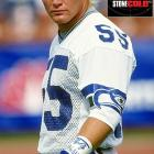 "After quickly fizzling out in the NFL, Brian Bosworth enjoyed similar success in Hollywood. The Boz starred in the 1991 film,   Stone Cold , as ""a cop who enforces his own brand of justice."" The role earned Bosworth a Razzie nomination for Worst New Star. It would have looked good next to his Butkus Awards."