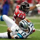 77.5 Career Sacks, high of 13 (2001)<br><br>Dr. Z's Breakdown: Underrated and overlooked. Cat and mouse player with outstanding burst to the ball.