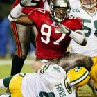 122 Career Sacks, high of 16.5 (1999)<br><br>Dr. Z's Breakdown: Off the edge, leverage player with great motor.