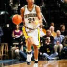 Reggie Miller of the Indiana Pacers becomes the 25th player in NBA history to score 20,000 career points as he tallied 30 points in a 92-90 loss to Golden State.