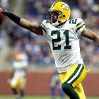 Charles Woodson came into this season with four career interceptions returned for touchdowns. He has already added two more this year, with returns of 41 and 62-yards.