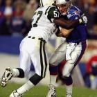 No moment in Patriots history had a bigger impact on the organization than Mo Lewis' hit on Drew Bledsoe during Week 2 of the 2001 season. Second-year quarterback Tom Brady replaced Bledsoe and went on to become one of the NFL's all-time greats.
