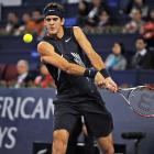 At 6-foot-6, del Potro, who gained fame this summer for numerous wins, has seen his star rise recently.