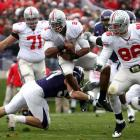 Freshman phenom Terrelle Pryor (2) showed the savvy of a veteran, throwing for three touchdowns and turning several jams into big plays. It was Ohio State's fourth straight win over Northwestern.