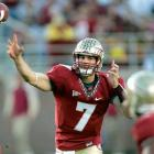 Christian Ponder threw for 151 yards and one touchdown as Florida State improved to 7-2. The Seminoles remain in contention for the ACC title.