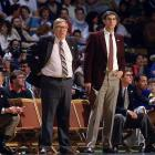 Jerry Sloan (right) is named head coach of the Utah Jazz, replacing Frank Layden (left), who resigned. Sloan's coaching tenure with the Jazz is the longest current term among head coaches in the NBA.