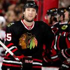 Staying true to their iconic look, this Original Six team can't go wrong so long as their logo stays intact. The black jersey has long been the third option for Chicago, so we can't blame them for using the tired color. And hey, if you're called the Blackhawks, it's pretty appropriate, right?