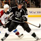 """Another third jersey, another boring black sweater. At least this third doesn't have """"Los Angeles"""" across the crotch."""