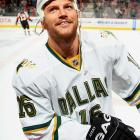 You'd think a team with Vogue intern Sean Avery on it would be a little more stylish. But not only does this boring jersey bring absolutely nothing new or interesting to the table, it's white. Who makes their third jersey for road games? Maybe it's just a fashion statement about what's been going on in Dallas of late.