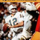 The Miami Dolphins complete their perfect season (17-0) with a 14-7 victory over the Washington Redskins in Super Bowl VII.