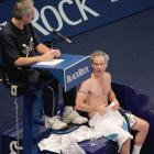 John McEnroe is disqualified and expelled for throwing a tantrum and using abusive language toward an official during an Australian Open match. He was the first person to be thrown out of a Grand Slam in 27 years.