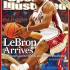 LeBron's SI Covers