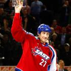 """""""You can't ask for a better package than this,"""" said Kovalev, the East captain who had three points and skated off with MVP honors. """"Get voted in the All-Star game by the fans, starting lineup, being the captain, get MVP. This is something to remember the rest of your life."""""""