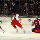 Rick Nash chipped in a goal and two assists for the West while hometown netminder Carey Price allowed just two goals in the first period.