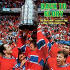 With upstart goaltender Patrick Roy, 20, becoming the youngest player to win the Conn Smythe, the Canadiens doused the Calgary Flames in a five-game final. The Cup broke a tie with the New York Yankees for the most championships (23) by a professional sports franchise.
