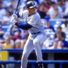 Rodriguez's numbers dipped in 1997, but he still batted .300 with 23 home runs and 84 RBIs. Most impressively, he was voted as the AL's starting shortstop in the All-Star Game, bumping Cal Ripken from that spot for the first time in 13 seasons.