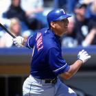 Rodriguez left the Mariners after the 2000 season, and signed the richest contract in sports history -- a 10-year, $252 million deal with the Rangers. In his first season in Arlington, he led the AL in home runs (52), runs (133), and total bases (393).