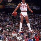Nance bested Julius Erving and Dominique Wilkins in the NBA's first dunk contest. The nine-player field also included Darrell Griffith, Clyde Drexler and 7-foot-4 center Ralph Sampson, who finished sixth.