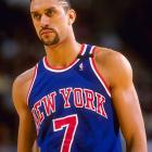 """With Michael Jordan and Dominique Wilkins sitting out, """"Sky"""" Walker filled the void with an entertaining show that overwhelmed Clyde Drexler in the finals. The Knicks forward's victory came only three days after his father died from complications from a stroke. """"There was a motivation to win it for him,"""" Walker said."""