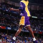 Bryant, 18, who was 5 when Larry Nance won the first dunk contest, claimed the title with a between-the-legs dunk that rivaled Isaiah Rider's. Kobe remained reigning champion for a while: The NBA did not stage the competition in 1998 and All-Star weekend was scrapped in 1999 because of the lockout.