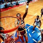 Kareem Abdul-Jabbar  passes Elvin Hayes as the NBA's all-time leader in games played (1340) in a 117-111 overtime win at Philadelphia. Abdul-Jabbar went on to play in 1,560 games and is now second all-time to Robert Parish, who played in 1,611 games.