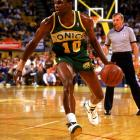 Seattle's Nate McMillan ties an NBA rookie record when he records 25 assists in a game against the Los Angeles Clippers. McMillan matched Ernie DiGregorio, who tallied 25 assists on January 1, 1974 against Portland.