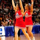East Bracket Cheerleaders
