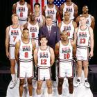 The original Dream Team included Robinson, who shared the starting center job with Patrick Ewing at the 1992 Olympics. Robinson won a gold medal in Barcelona and followed it up with another one in Atlanta four years later.