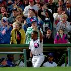 """Obscure outfielder Karl """"Tuffy"""" Rhodes became the first National League player to hit three homers on Opening Day, hitting all three off Doc Gooden. Of course, the Cubs still lost the game 12-8 and Rhodes went on to finish the season with a .234 batting average and ... eight home runs."""