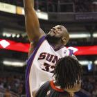 """After Shaq shredded the Raptors for 45 points on Feb. 27, 2009, Bosh said O'Neal """"was camping down in the lane"""" without being called for three-second violations. Shaq's response: """"I heard what Chris Bosh said, and that's strong words coming from the RuPaul of big men. I'm going to do the same thing [in their next meeting] I did before -- make him quit. Make 'em quit and complain. It's what I do."""""""